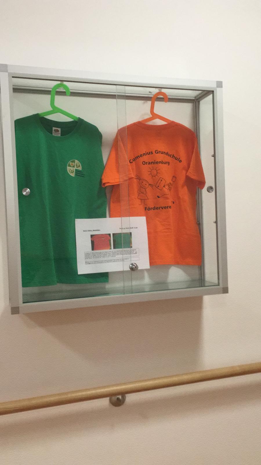 Neue Schul T-Shirts verfügbar