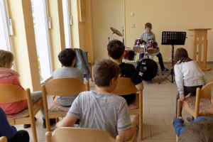 Ausflug in das KiC Inn - Musikshow