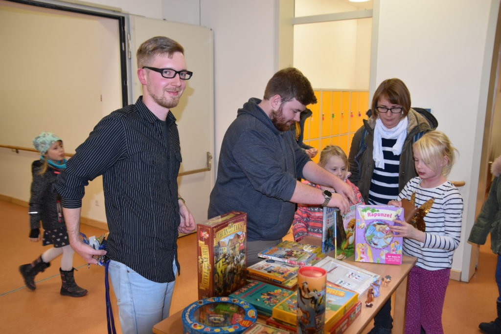 Adventsmarkt am 29.11.2019 in der Comenius-GS