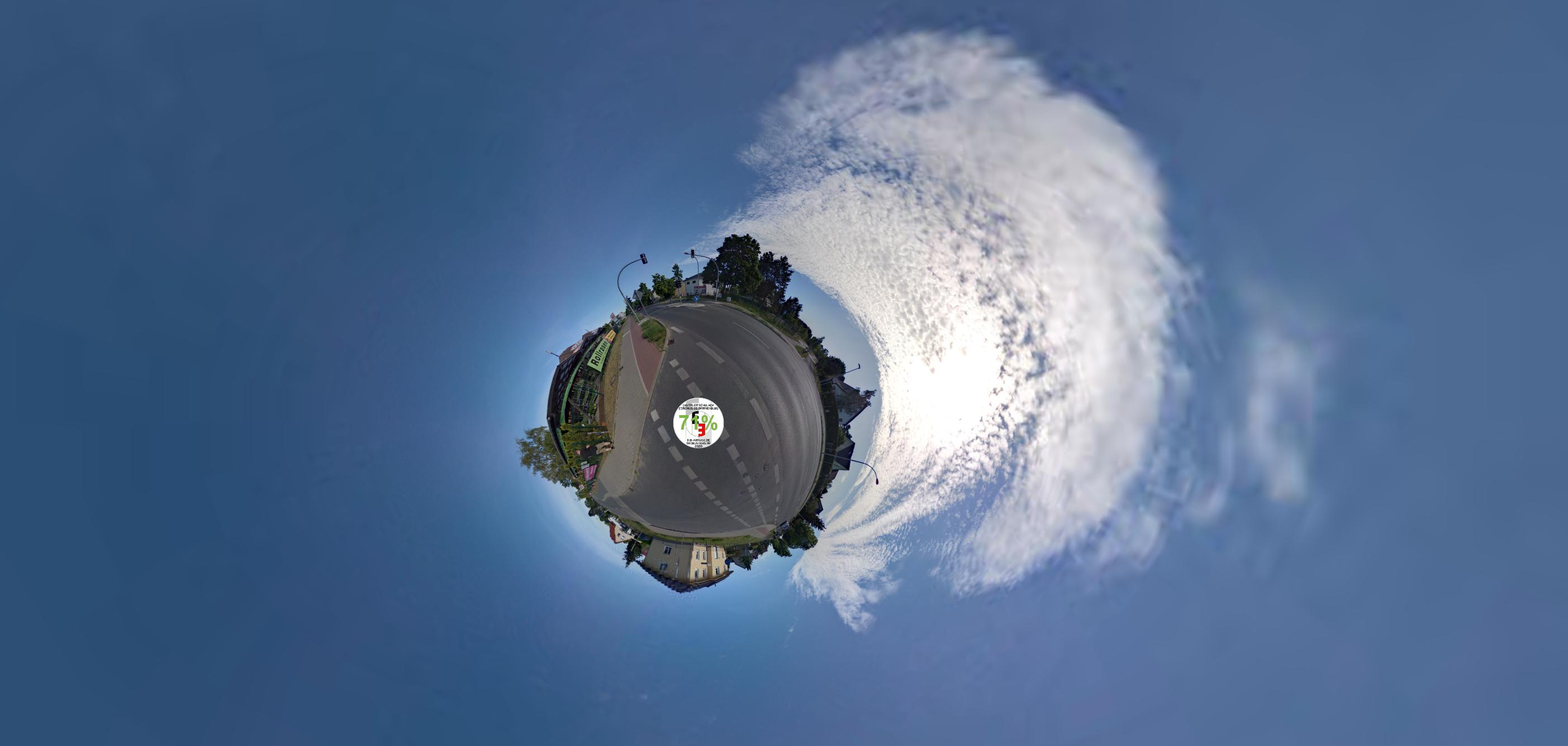 Virtueller 360° Rundgang der Comenius Grundschule Oranienburg...
