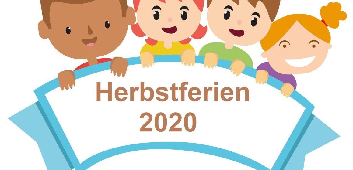 Herbstferien 2020